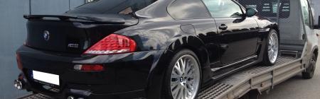 BMW M6 autovedu