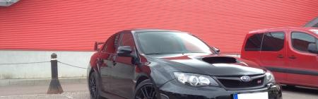 2012 Subaru Impreza STI Kiletatud terve ring