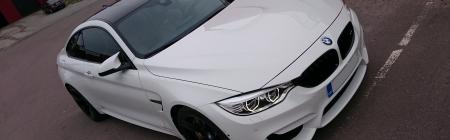2015 BMW M4 kiletatud terve ring
