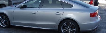 Audi A7 kiletatud tagumine ring