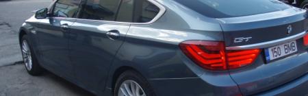 BMW 5-seeria GT kiletatud tagumine ring